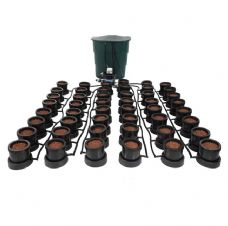 IWS Flood and Drain 48 Pot PRO System